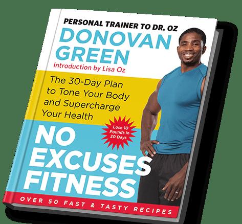 No Excuses: Donovan Green