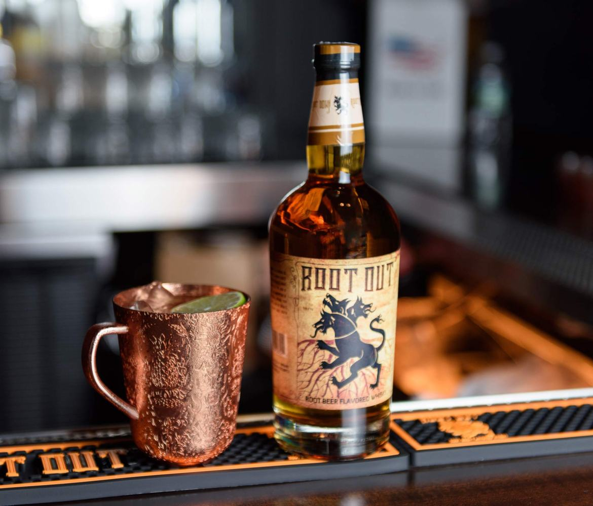 Root Mule Cocktail is a Crowd-Pleaser