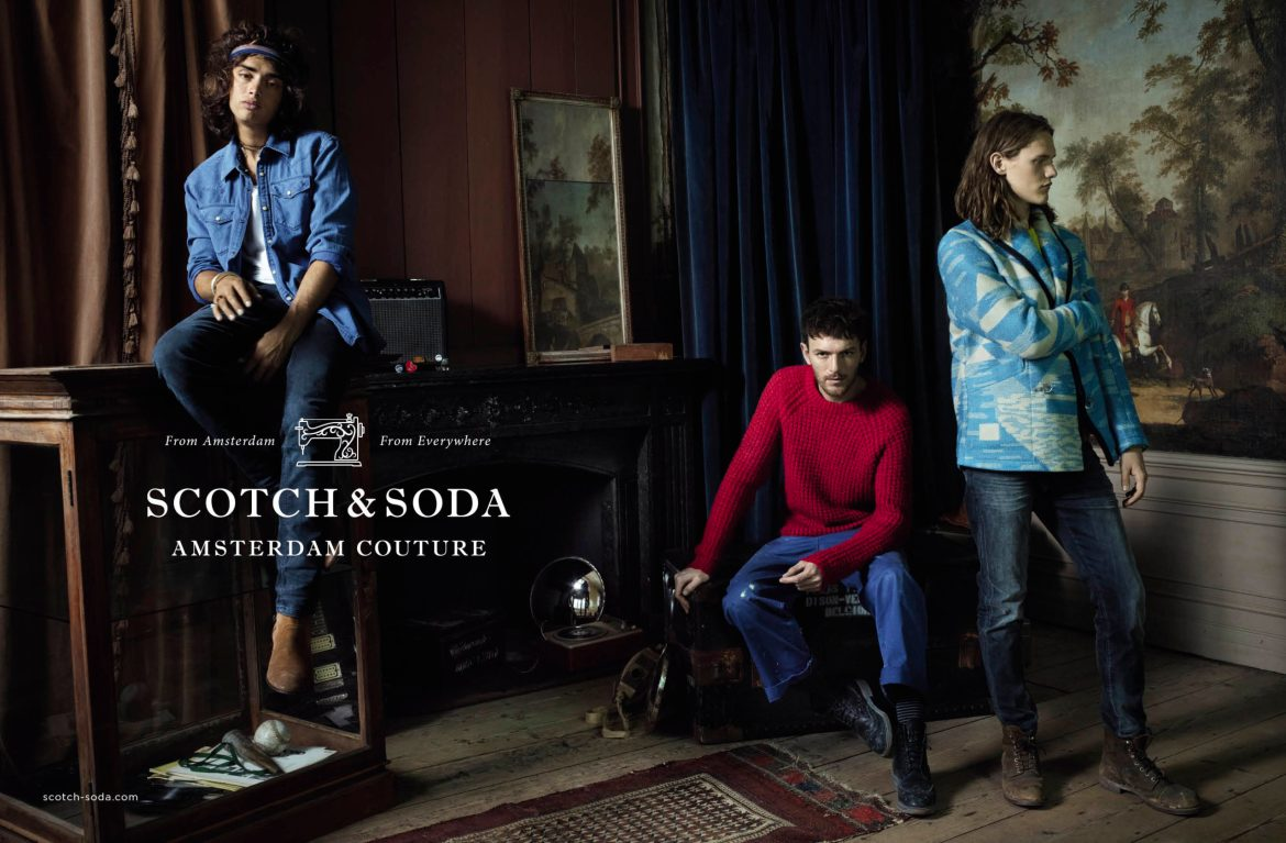 Finding your Style with Scotch and Soda