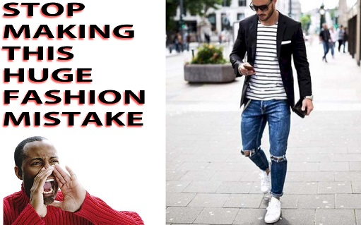 Fashion Mistake that you can AVOID