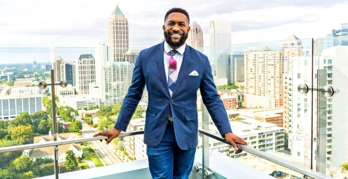 """Jimmy Jones of OWN's """"Ready to Love"""" talks the Reality of Love and Business in Atlanta"""