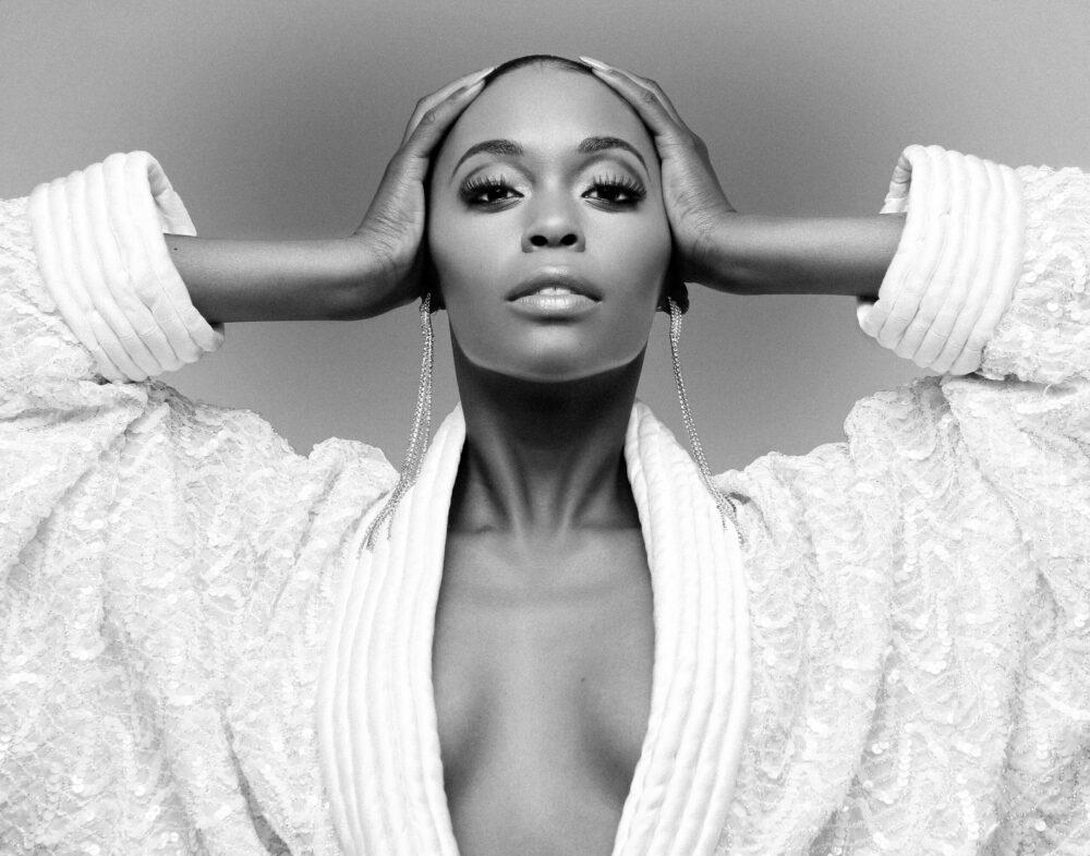 A Star is Born: Nafessa Williams