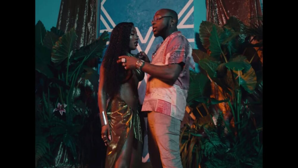 """SEVYN STREETER RELEASES STEAMY MUSIC VIDEO FOR""""KISSEZ"""" FEAT. DAVIDO"""