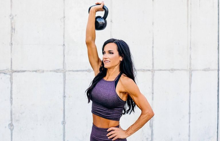 Fitness Trainer Stephanie Rofkahr Gives Tips on Kettlebell Exercises