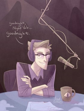 Welcome to Night Vale by aerettberg