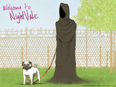 Walking the Dog by dontevenknow-anymore