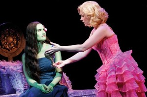 Elphaba don't got time for that.