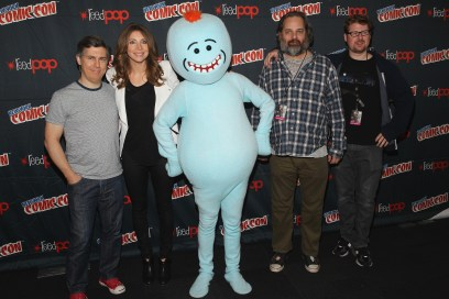 Adult Swim At New York Comic Con 2014