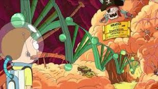 pirates of the pancreas