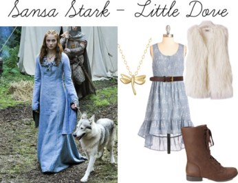 dress like sansa