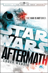 Star Wars: Aftermath Cover