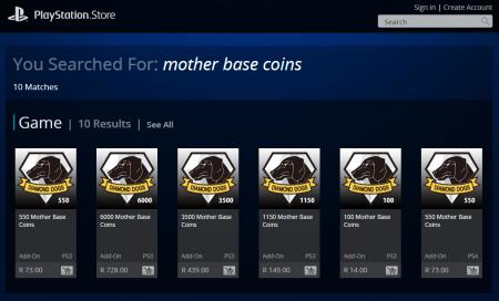 SA mb coins