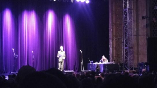 Cecil Baldwin, Disparition, Welcome to Night Vale, Keswick Theatre