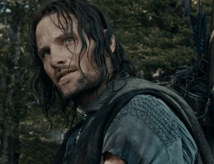 the Hero Archetype - Aragorn