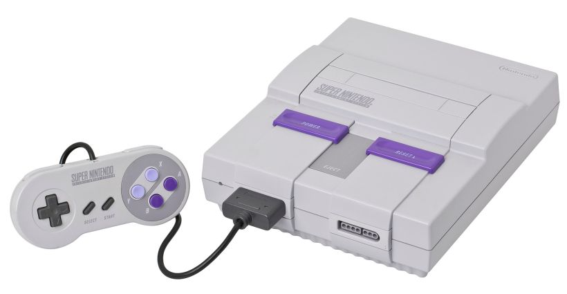 SNES Super Nintendo 25th Anniversary