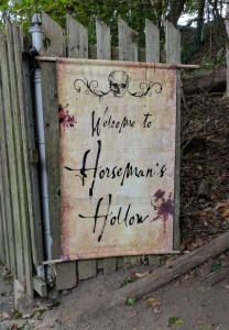 Horseman's Hollow is an intense haunted house experience at the old Phillipsburg Manor