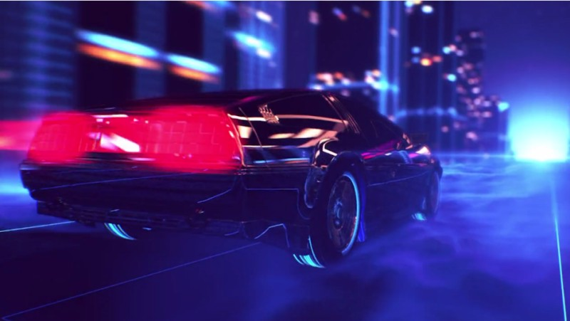 Video Animated Short Stars A Delorean Some Seriously