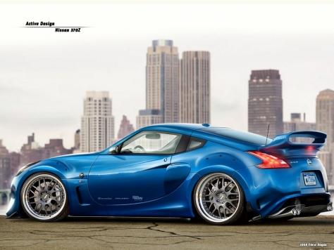 Top 10 sport cars - Nissan 370Z