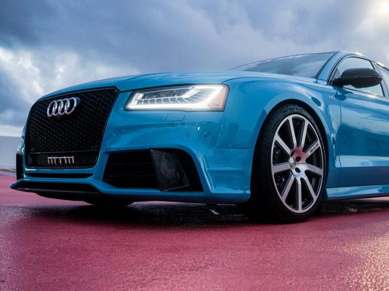 Top 10 sport cars - AudiTT