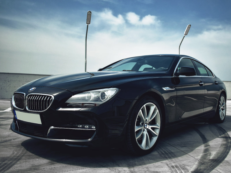 Top 10 sport cars - BMW