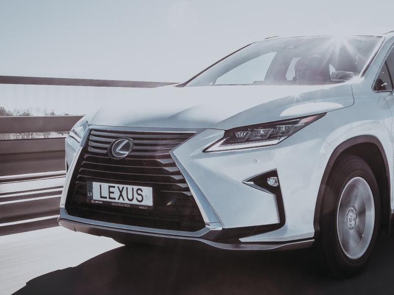 Top 10 sport cars - Lexus
