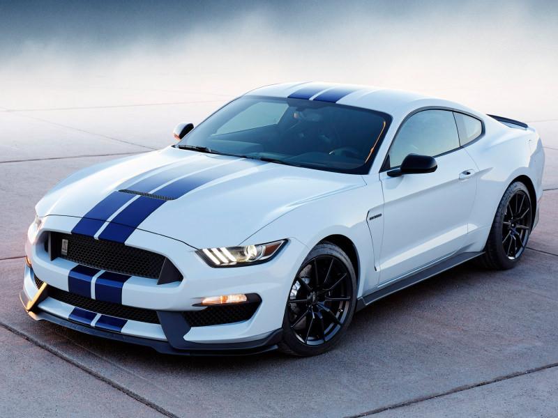 Top 10 sport cars - Mustang