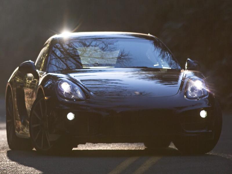 Top 10 sport cars - Porsche
