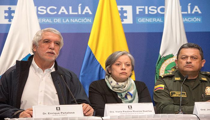'No vamos a dejarnos amilanar por el terrorismo': alcalde Peñalosa