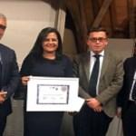 Personera de Bogotá ganó premio internacional de Derechos Humanos