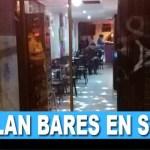 Nuevos sellamientos y suspensiones de bares por excesivo ruido en Lombardía, Suba.