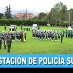 Policía de Suba graduó programa de cívica infantil y realizó campaña de prevención del homicidio