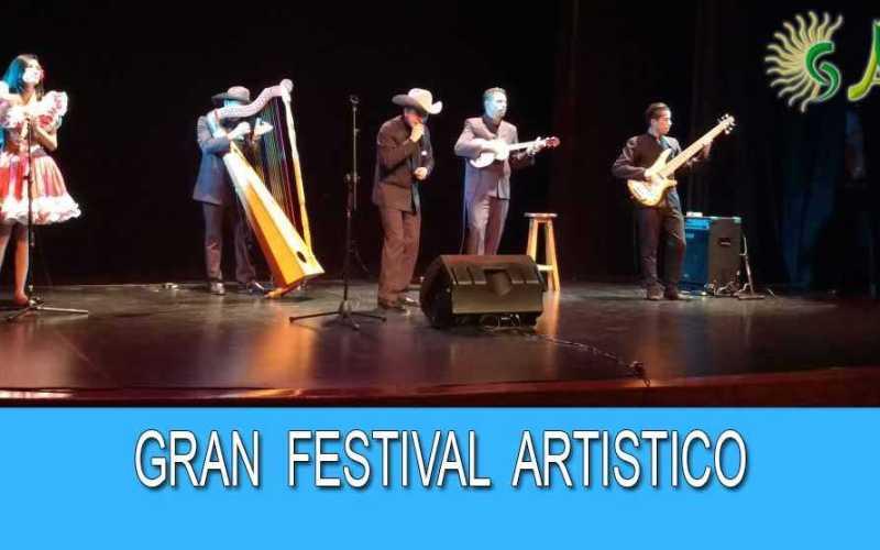 Música, títeres y danza en el Festival de las localidades de Suba y Usaquén