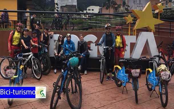 Participa en los bici recorridos preparados para ti este mes