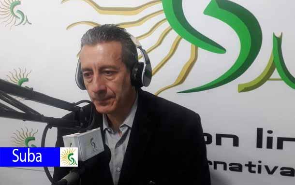 """""""El mejor antídoto para la corrupción es estimular la participación de la gente, por ello debemos abrir la administración pública a la localidad"""": Álvaro Cruz"""
