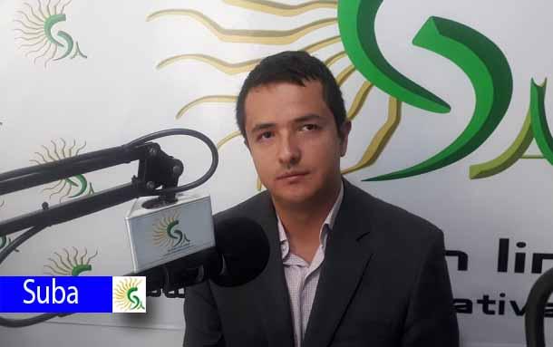"""""""El interés de la ciudadanía por involucrarse en las políticas públicas me convocó a ser aspirante de la Alcaldía"""": Sergio González"""