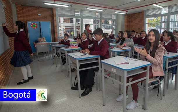 Colegios refuerzan prevención por enfermedades respiratorias y coronavirus