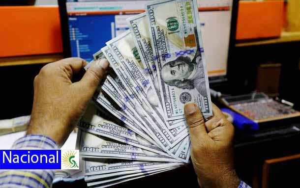 Dólar alcanza una cifra histórica al superar los $4000 pesos