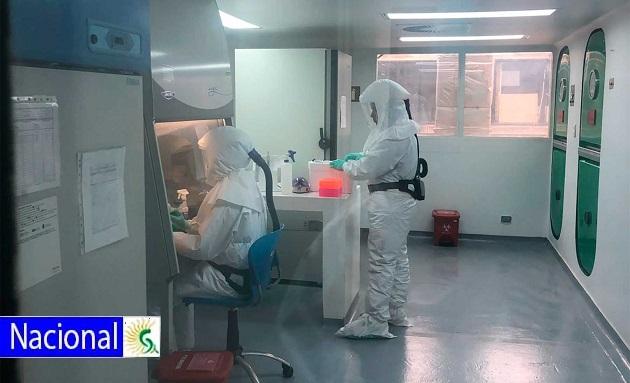 20 nuevos laboratorios se alistan para iniciar diagnóstico de COVID-19 en el país