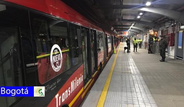 Así operará TransMilenio durante la #CuarentenaPorLaVida