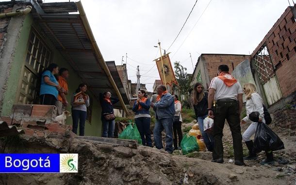 'Red Solidaria en casa': la nueva iniciativa del IDPAC para construir redes de cuidado en los barrios