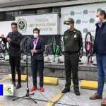 La Sijin recuperó equipos médicos, que habrían sido hurtados en la localidad de Barrios Unidos en Bogotá