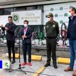 En operativos adelantados en la ciudad se recuperaron 52 bicicletas que habrían sido robadas en Bogotá