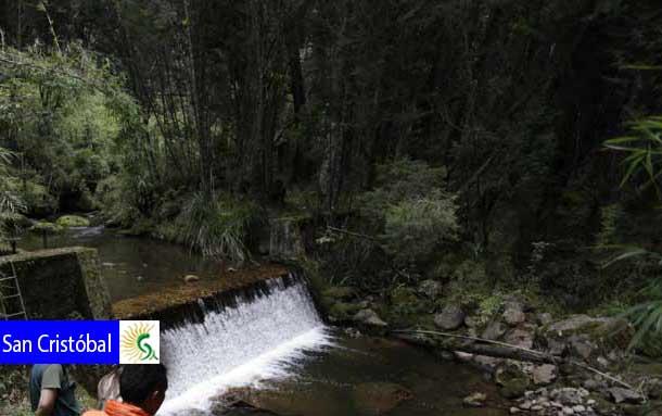 Aparecen las siete personas extraviadas en reserva forestal de San Cristóbal