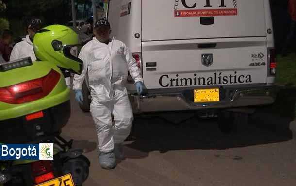 Autoridades investigan quienes le quitaron la vida con un arma cortopunzante a una mujer en Bogotá