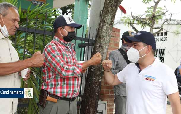 Con la firma de convenios por más de $55.000 millones Cundinamarca da un paso más en su proceso de reactivación económica