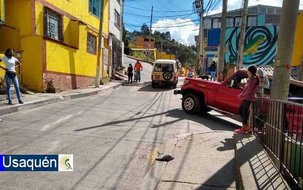 Asesinan un joven en el barrio Santa Cecilia en la localidad de Usaquén