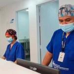 Se entrega segunda fase de la obra de remodelación de la Unidad de Quemados del hospital Simón Bolívar