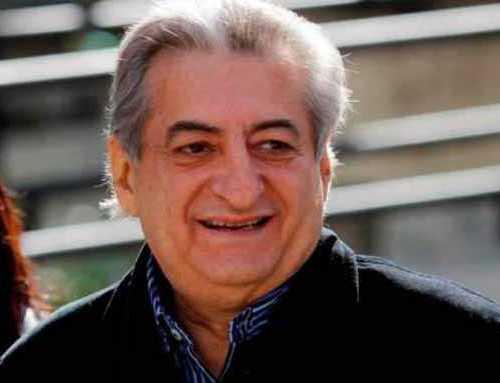El maestro Jorge Oñate sigue muy enfermo