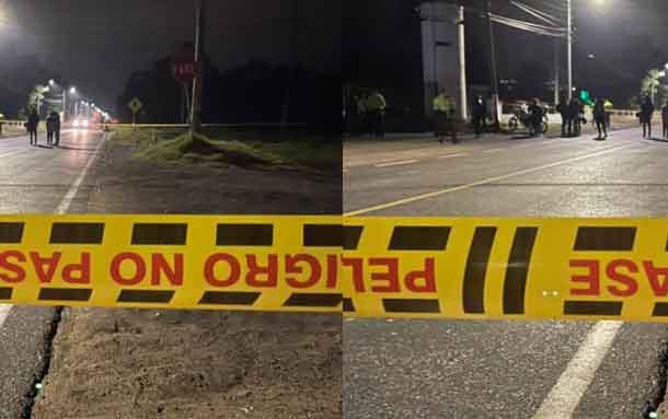 Un muerto deja accidente de tránsito en la vía Bogotá – Girardot