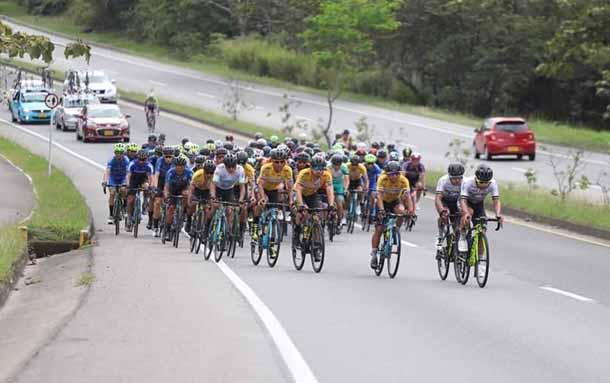 Bogotá recibirá la Vuelta a Colombia 2021 por primera vez en 12 años